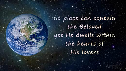 Beloved dwell in our hearts
