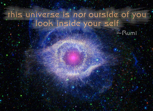 universe in you